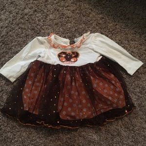 Other - Thanksgiving Dress for Baby Girl